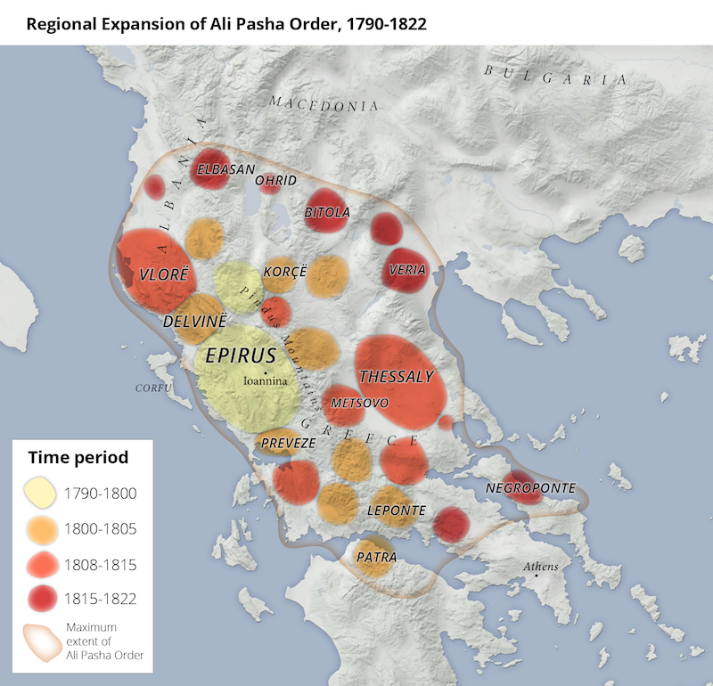 Order of Liabilities: Debt and Credit in Ali Pasha's Regime | Mapping Ottoman Epirus
